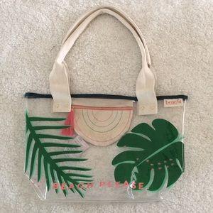 NWOT Benefit San Francisco Beach Bag